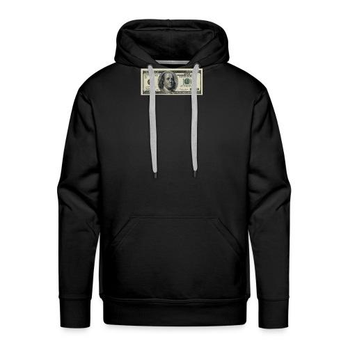 dollar - Premium hettegenser for menn