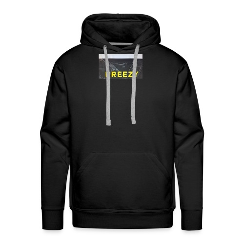 Breezy - Männer Premium Hoodie