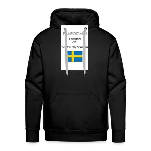 Fanbrigade - Herre Premium hættetrøje