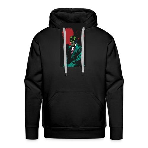 Scream D - Sweat-shirt à capuche Premium pour hommes