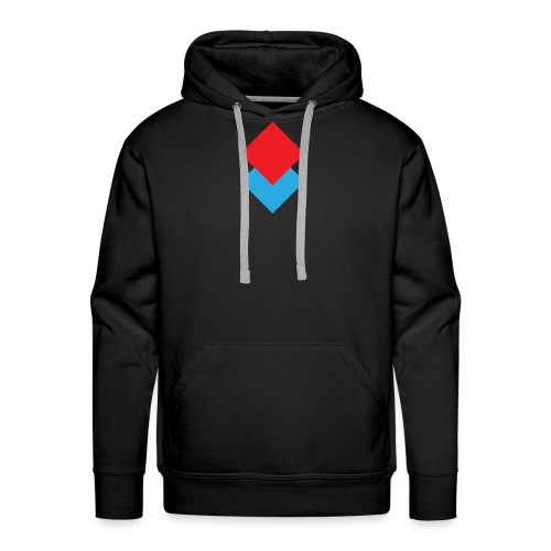 wzortroj - Bluza męska Premium z kapturem