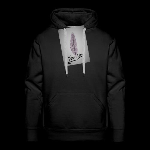 KAILA SELF DESIGN - Männer Premium Hoodie