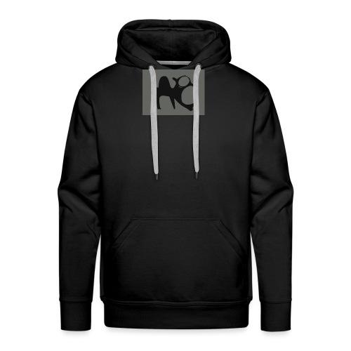 evolutie logo2 - Mannen Premium hoodie
