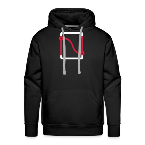 NodevemberIO logo - Men's Premium Hoodie