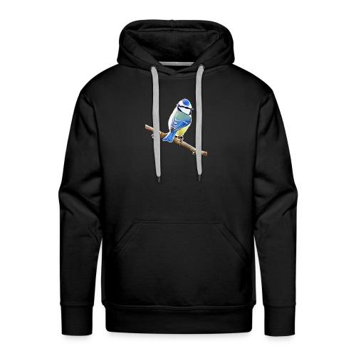 BlueTit - Mannen Premium hoodie