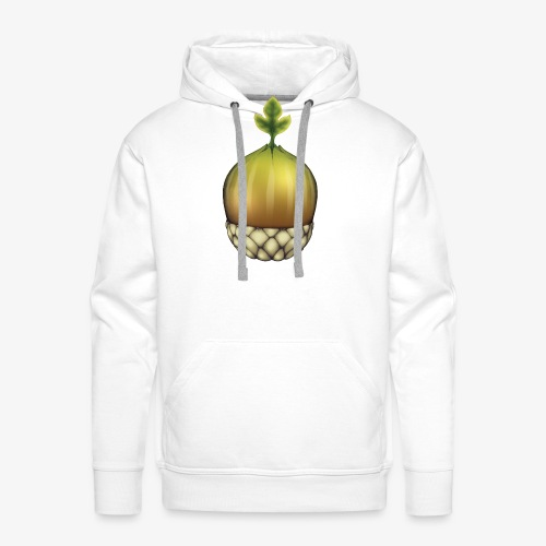 Cha-cha Monster Hunter 3 - Sweat-shirt à capuche Premium pour hommes