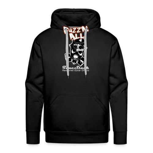 Fuzz 'm All - Mannen Premium hoodie