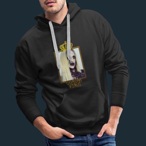 Corona Virus - Men's Premium Hoodie