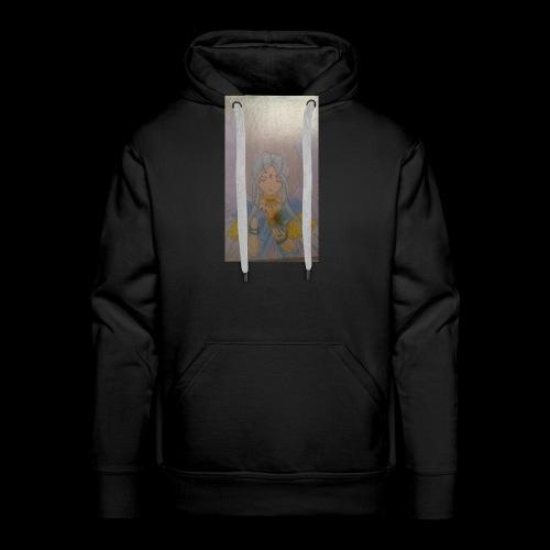 ange - Sweat-shirt à capuche Premium pour hommes