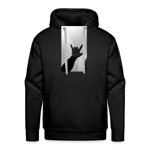 Lockjaw - Sweat-shirt à capuche Premium pour hommes