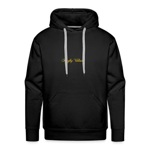 Rugby valeur 🏈 - Sweat-shirt à capuche Premium pour hommes
