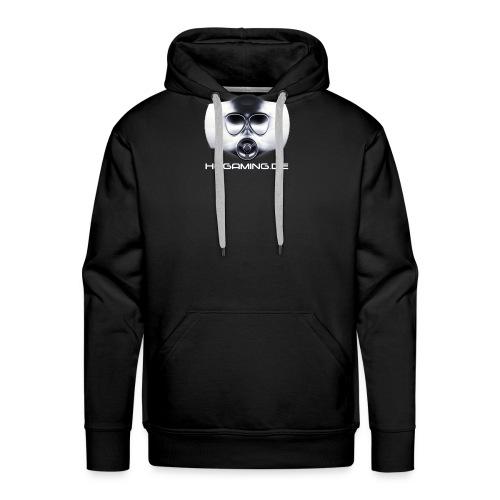 HQ Gaming Logo mit Schriftzug - Männer Premium Hoodie