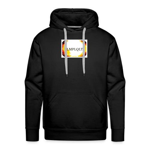 T SHIRT SIMPLY STYLE - Sweat-shirt à capuche Premium pour hommes