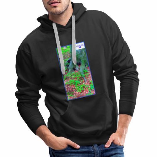 Natur Baum Wurzeln Maria 12 - Männer Premium Hoodie