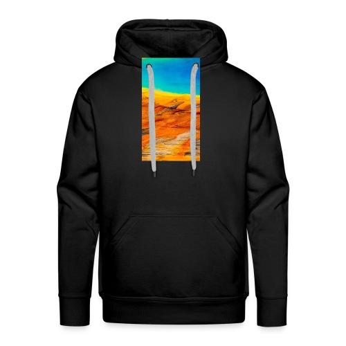 Welt Natur - Männer Premium Hoodie