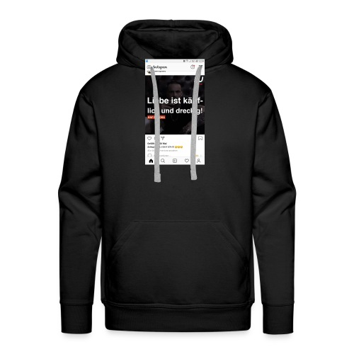 Screenshot 20190807 122406 Instagram - Männer Premium Hoodie