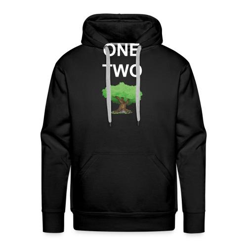 One Two Tree - Männer Premium Hoodie