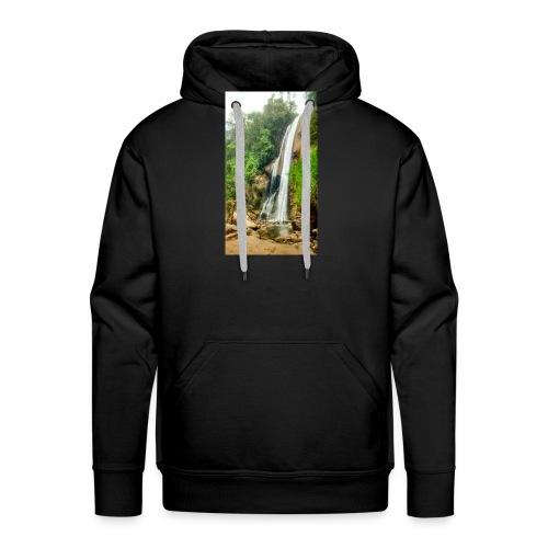 Velo de novia - Sudadera con capucha premium para hombre