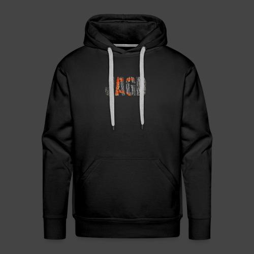 JAGD-Shirt für Jäger/innen, Motiv Drückjagdstand - Männer Premium Hoodie