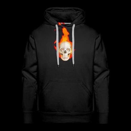 Ghost rider - Sweat-shirt à capuche Premium pour hommes