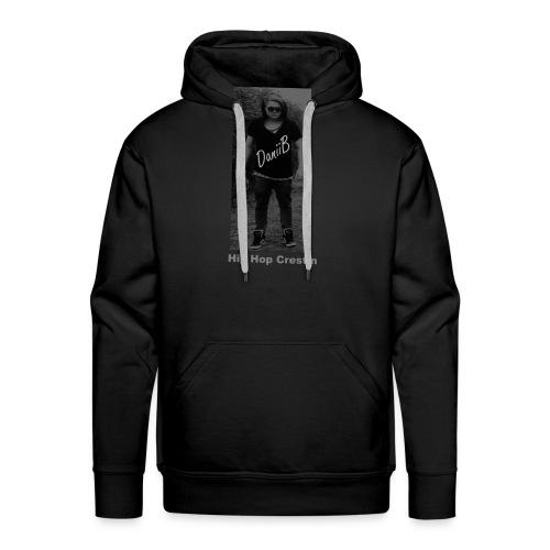 DaniiB tricou png - Männer Premium Hoodie