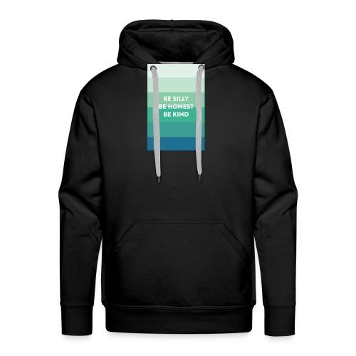 motivation t-shirt - Sweat-shirt à capuche Premium pour hommes