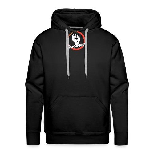 01 - Sweat-shirt à capuche Premium pour hommes