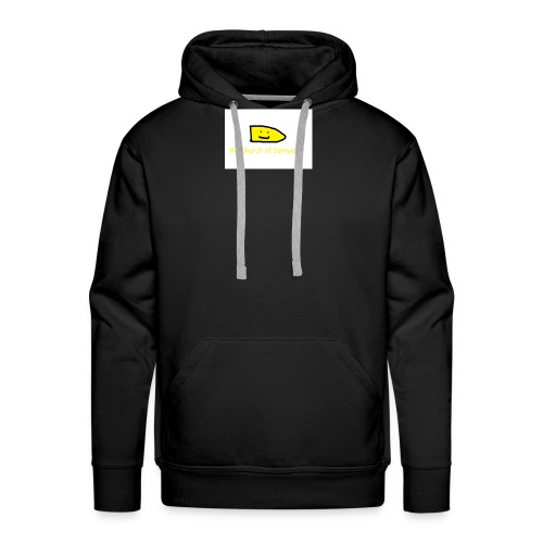 Barryism T-Shirt - Men's Premium Hoodie