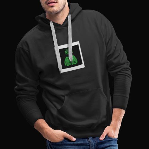 Living High shirt - Männer Premium Hoodie
