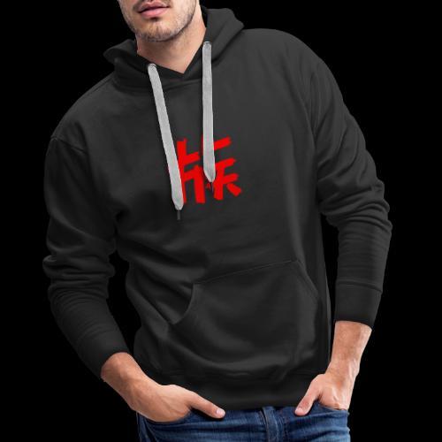 BARJOZOKU - Sweat-shirt à capuche Premium pour hommes