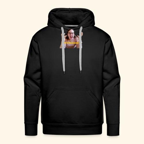 Oona WTF - Mannen Premium hoodie