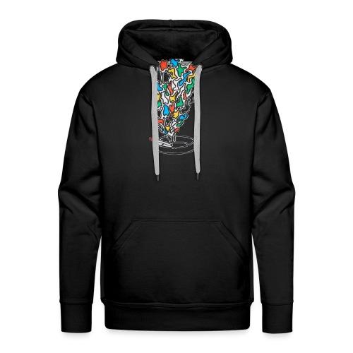 Cigarolors - Sweat-shirt à capuche Premium pour hommes