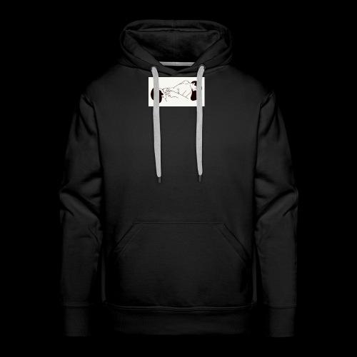 posicion - Sudadera con capucha premium para hombre