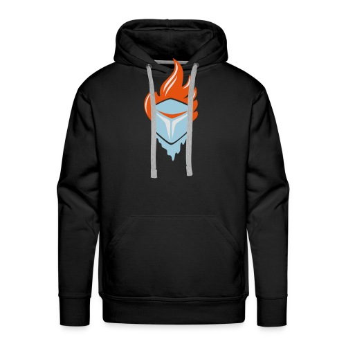 Fire and Ice 3C - Männer Premium Hoodie