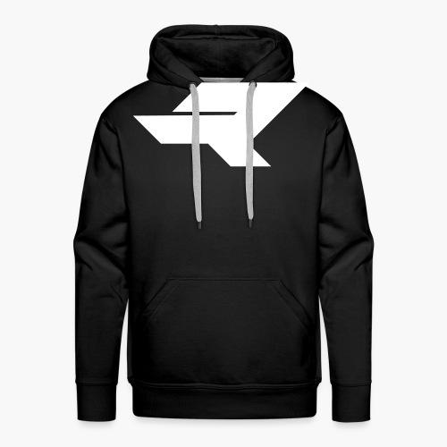 R-Logo - Männer Premium Hoodie