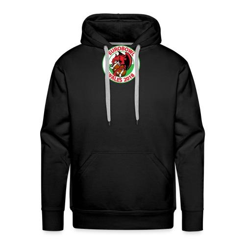 Eurobowl Wales 2018 - Men's Premium Hoodie