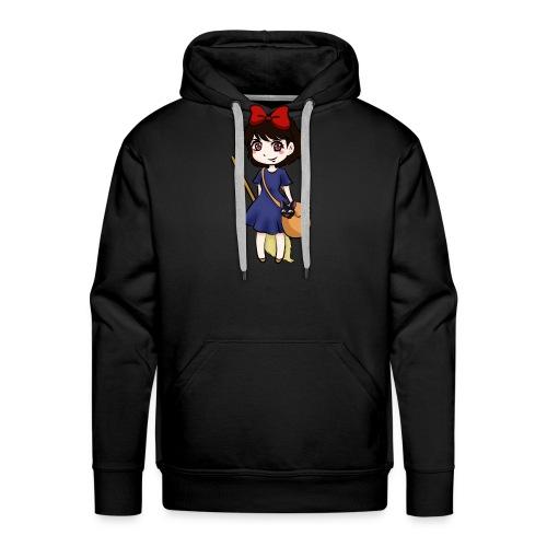 Chibi Kiki - Men's Premium Hoodie