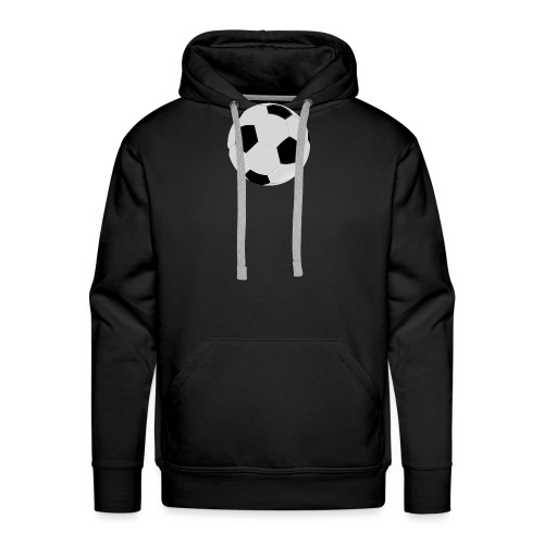 voetbal mok - Mannen Premium hoodie