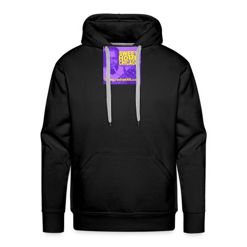 SHC LOGO - Sweat-shirt à capuche Premium pour hommes