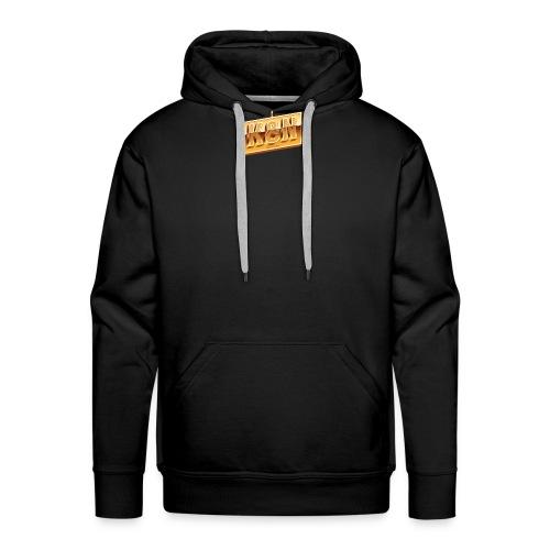 KN gold - Männer Premium Hoodie