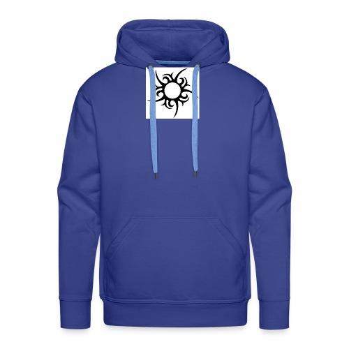 tribal sun - Men's Premium Hoodie