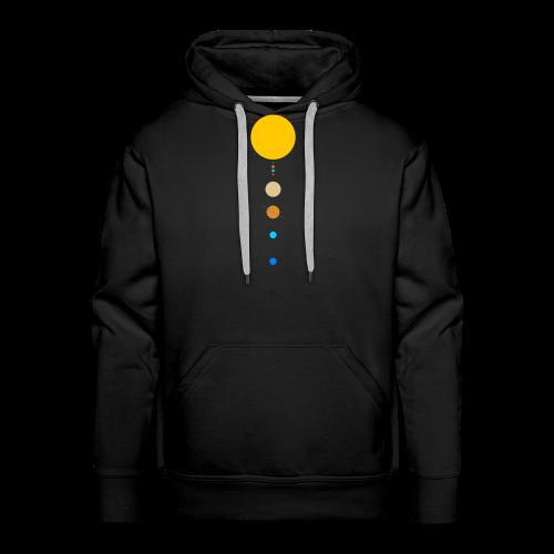 Solar System - Men's Premium Hoodie