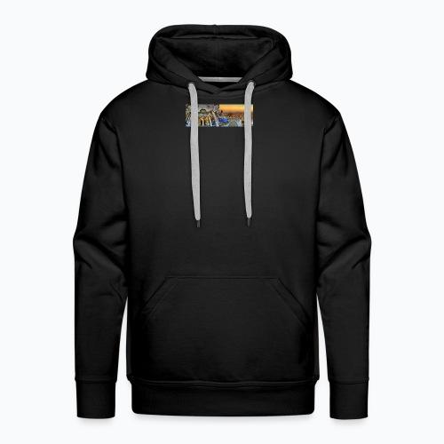parqueguell - Sudadera con capucha premium para hombre