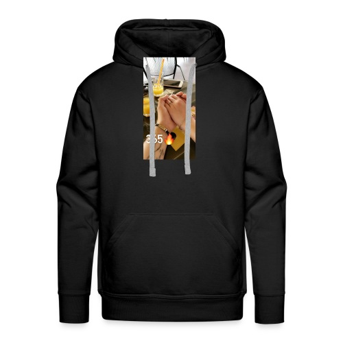 Mein Herz Sleeve Snap 365 - Männer Premium Hoodie