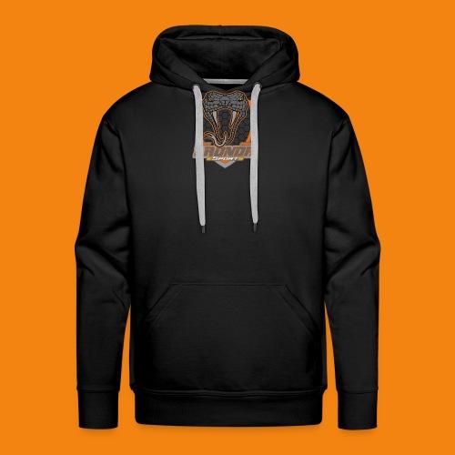 Clan-Logo_vectorized200 - Männer Premium Hoodie