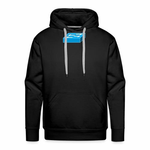 Switch Symbol - Männer Premium Hoodie