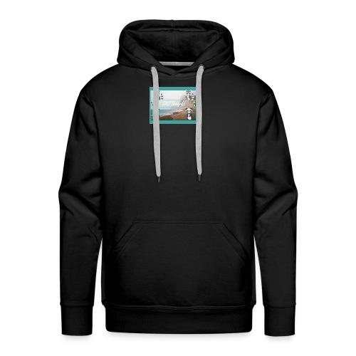 SNT Seagull - Men's Premium Hoodie