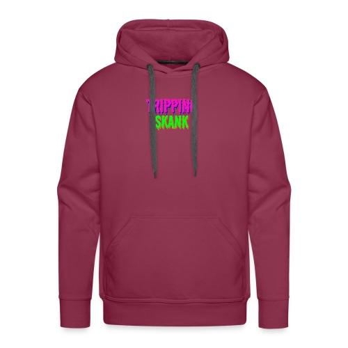 TRIPPING VAN DE SKANK - Mannen Premium hoodie