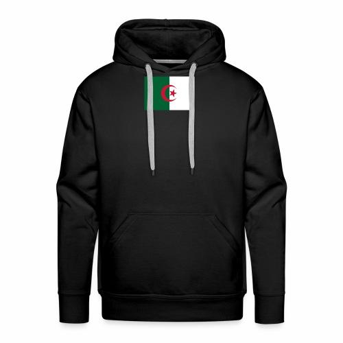 Algerien - Sweat-shirt à capuche Premium pour hommes