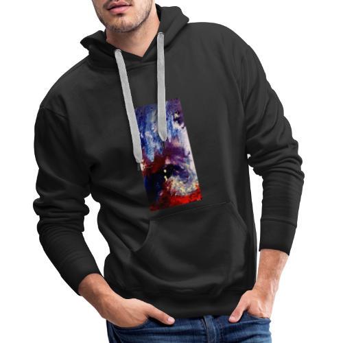 Ocean Vibes - Mannen Premium hoodie